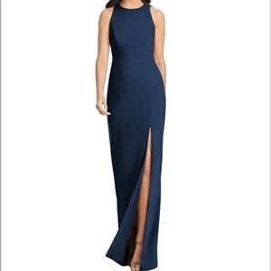 Brand New full length Navy Gown